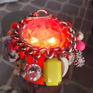 Colorful Juicy couture bracelet